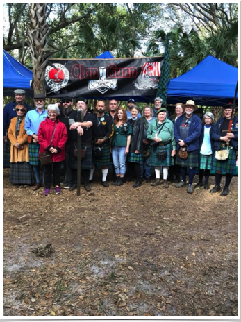 2018 AGM Central Florida Highland Games